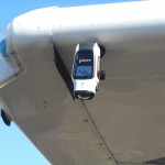 The new Garmin VIRN wing mounted camera was tested by the Texas Wing during the joint emergency services exercise.